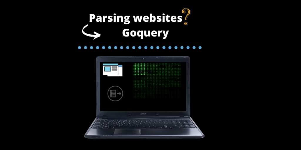 Parsing Websites Goquery
