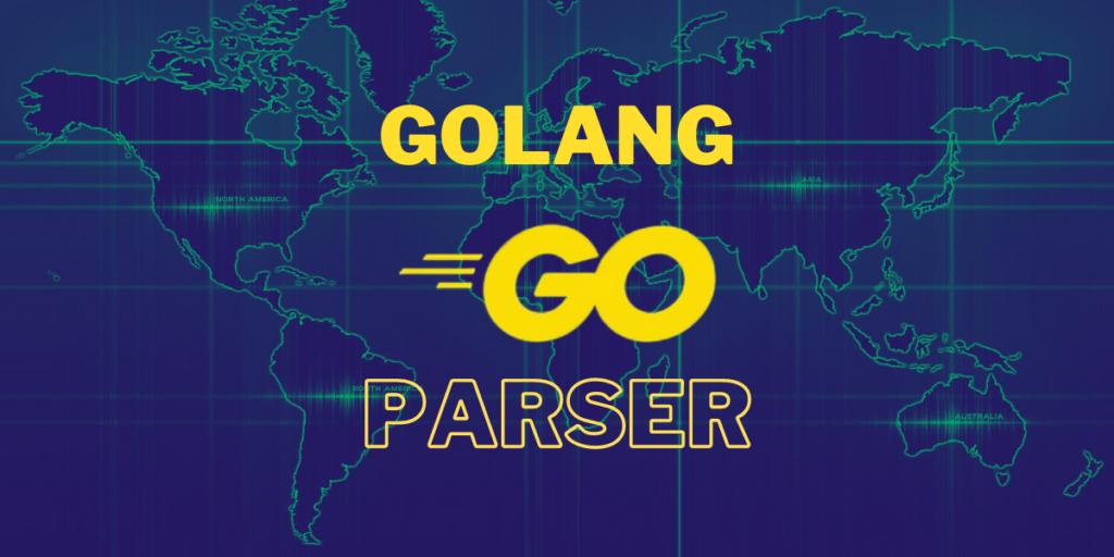 Golang Parser