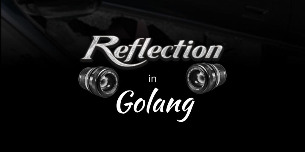 Golang Reflect